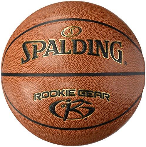 Spalding JR. NBA/Rookie Gear I/O SZ.5 (74-944Z) Basketball, orange, 5.0