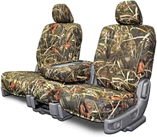 Custom Fit Seat Covers for Ford F-150 60-40 Style Seats - Advantage Max4 Camo