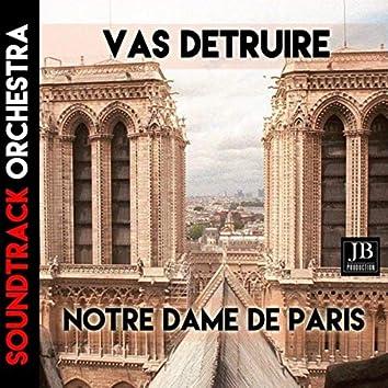 Vas Détruire (Riccardo Cocciante Musical Notre Dame De Paris)