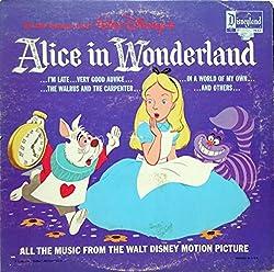 All The Songs From Walt Disney\'s Alice in Wonderland
