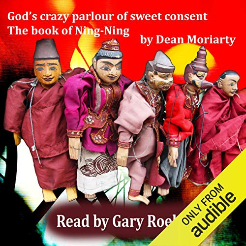 God's Crazy Parlour of Sweet Consent audiobook cover art