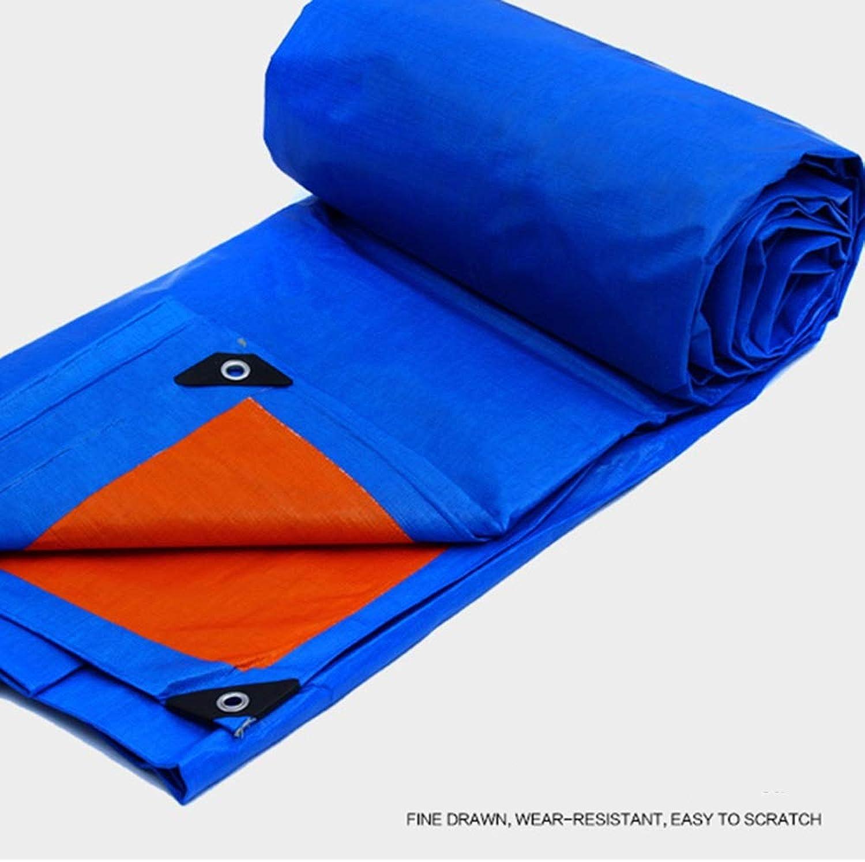HAKN Tarps, 8m X 12m Blau Grün Mehrzweck wasserdichte Plane Cover