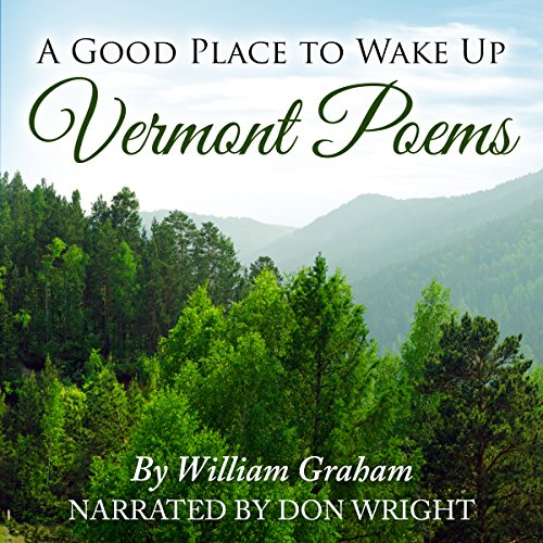A Good Place to Wake Up: Vermont Poems  By  cover art