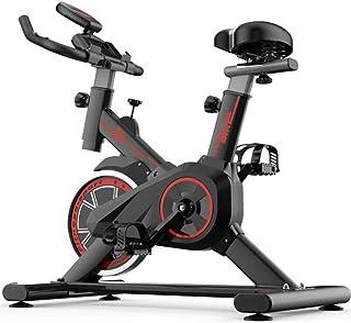 YUESFZ Bicicletas estáticas Spinning Máquina De Correr Elíptica Pérdida De Peso del Hogar Negro Paso A Paso Salón Silencio...