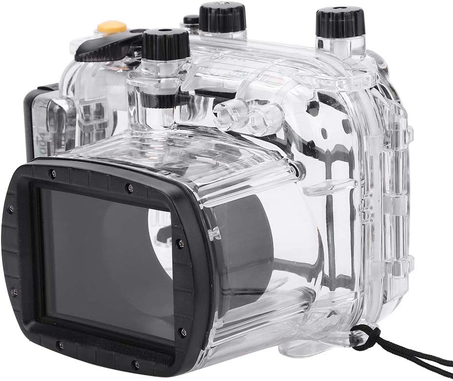 FKMYS Camera Diving Fashionable Protective Underwater 40m 130ft Nashville-Davidson Mall Shell