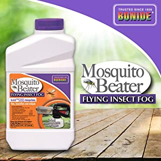 Bonide (BND551) - Mosquito Beater Flying Insect Fog, Ready to Use Insecticide/Pesticide Fogging Solution (32 oz.)