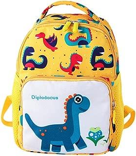 A QUICKLYLY Mochilas Infantiles para Ni/ños con Animal Bolsa T/érmica Comida Beb/é de Escuela