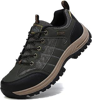 Xinghuanhua Chaussures de Trekking en Maille pour Hommes Chaussures de Sport Légères Chaussures Décontractée