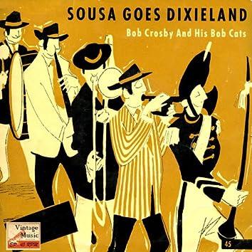 """Vintage Belle Epoque Nº8 - EPs Collectors """"Sousa Goes Dixieland"""""""
