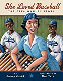 Image of She Loved Baseball: The Effa Manley Story