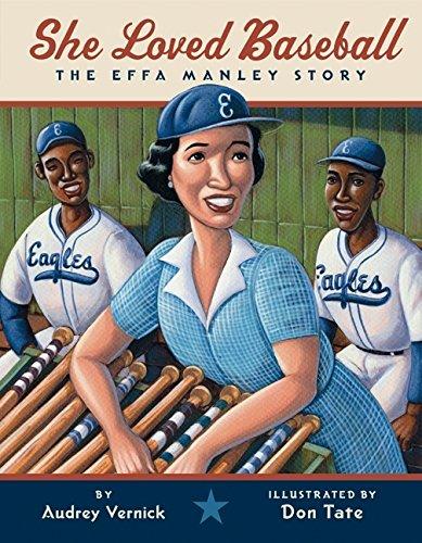 Image of She Loved Baseball: The Effa Manley Story