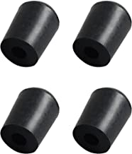 Vizcaya Rubber Tip for Cello Endpin (Pack of 4)