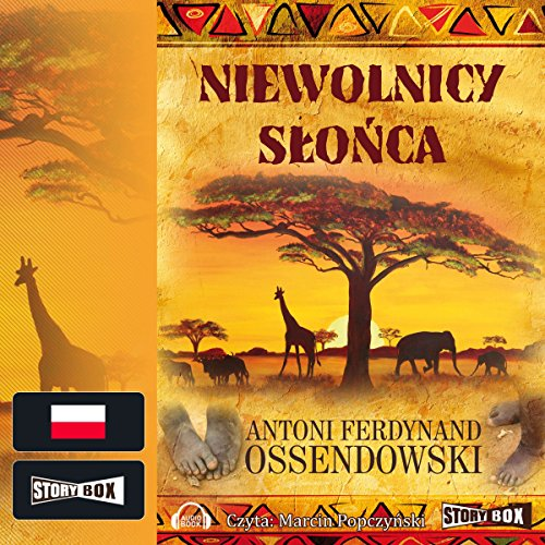 Niewolnicy slonca audiobook cover art