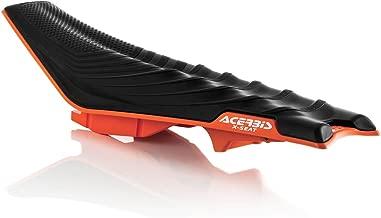 Acerbis 17-18 KTM 250SX X-Seat (Standard) (Black/16+ Orange)