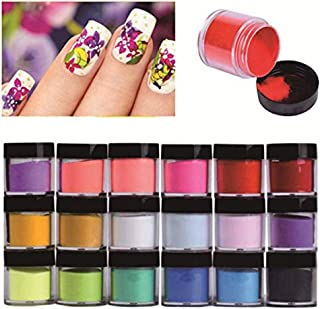 Best coloured acrylic powder Reviews