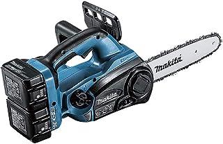マキタ 充電式チェンソー ガイドバー250mm 青 18V+18V 6Ahバッテリ2本・充電器付 MUC252DPG2