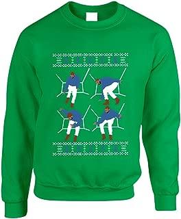 Adult Sweatshirt 4 1-800 Hotline Bling Ugly Christmas Sweater Gift