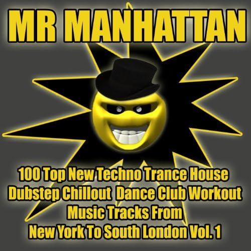 Mr Manhattan