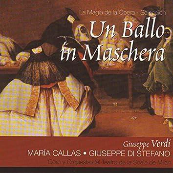 Un Ballo in Maschera por Maria Callas (Giuseppe Verdi)