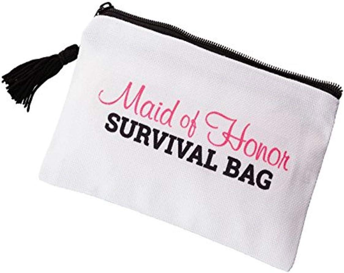 Multicolor Lillian Rose Maid of Honor Wedding Day Mini Emergency Survival Kit