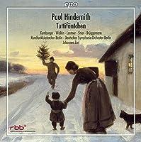 パウル・ヒンデミット:クリスマスの児童劇「トゥティフェントヒェン」(Paul Hindemith: Tuttifantchen)