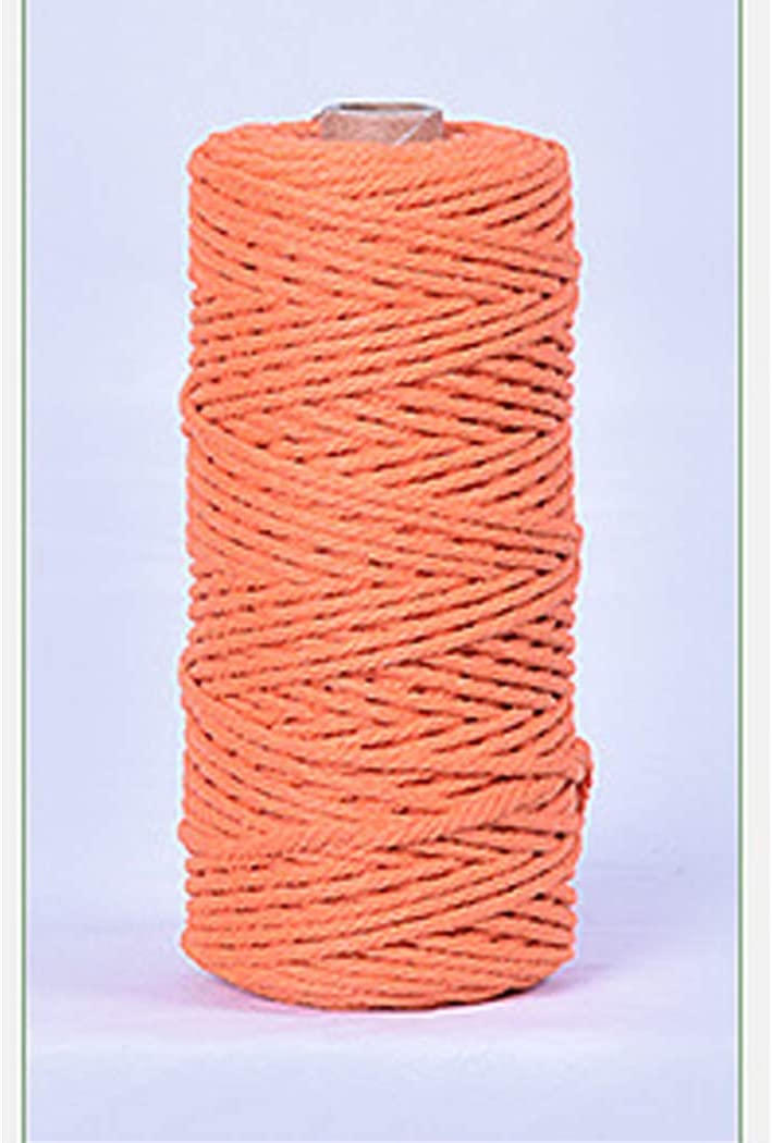 1 year warranty Cotton Baker Twine DIY Craft M Macrame Large-scale sale Rope Natural