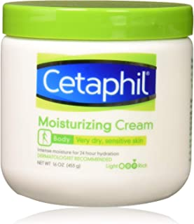 Cetaphil Moisturizing Cream, 16 Ounce (Pack of 3)
