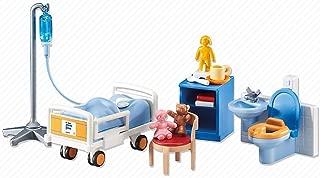 PLAYMOBILÂ Playmobil Add-On Series - Child Hospital Room