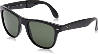 Ray-Ban Women's Rb4105 Wayfarer Folding Sunglasses