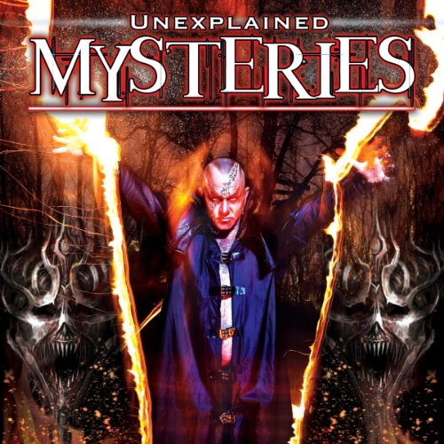 Unexplained Mysteries audiobook cover art