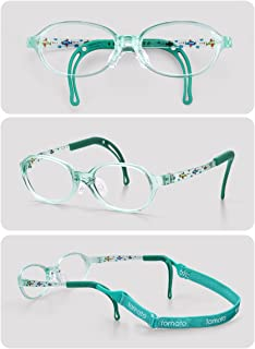 9a17522464a Tomato Glasses Frame Specialized for Kids (TKAC4)   Non-slip