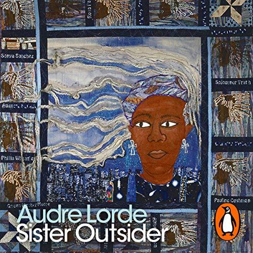 Sister Outsider audiobook cover art