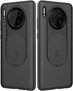 حافظة حماية من سلسلة كام شيلد برو مع غطاء منزلق للكاميرا بتصميم رفيع وانيق لهاتف هواوي ميت 30 من نيلكن، هواوي ميت 30