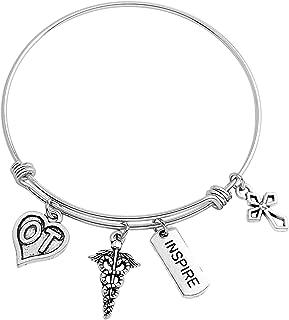 SEIRAA Occupational Therapist Jewelry OT Medical Bracelet Therapy Bracelet Graduation Jewelry Gifts