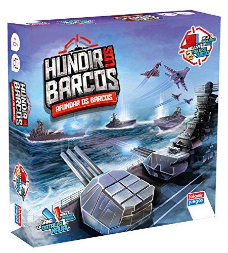 Falomir Hundir los Barcos mesa. Juegos Clásicos. (646473) , color/modelo surtido