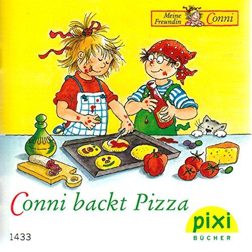 Conni backt Pizza PIXI Buch Nr. 1433 PIXI Bücher Serie 160