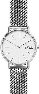Skagen Reloj Analogico para Mujer de Cuarzo con Correa en Acero Inoxidable SKW2785