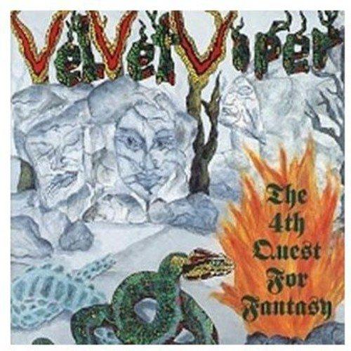 Velvet Viper: The 4th Quest for Fantasy (Audio CD)