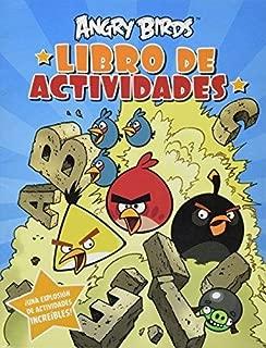 Angry Birds Libro de Actividad (Spanish Edition)