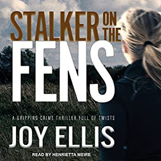 Stalker on the Fens audiobook cover art