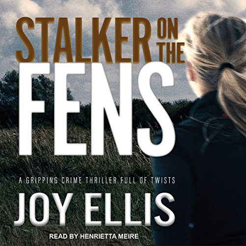 Stalker on the Fens  By  cover art