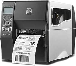 "$699 » Zebra Technologies ZT23042-T01200FZ Series ZT230 4"" TT Tabletop Printer, 203 dpi Resolution, Tear, Power Cord with US Plug, Serial/USB/Internal net Print Server 10/100/Ethernet, ZPL (Renewed)"