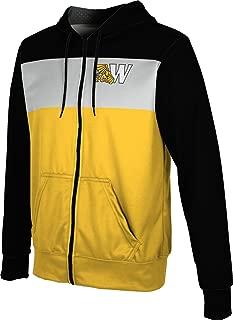 Missouri Western State University Men's Zipper Hoodie, School Spirit Sweatshirt (Prime)