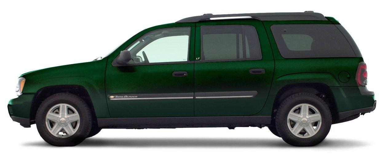 Amazon.com: 2002 Chevrolet Trailblazer Reviews, Images, and Specs ...