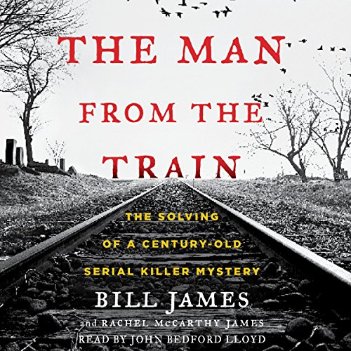The Man from the Train audiobook cover art
