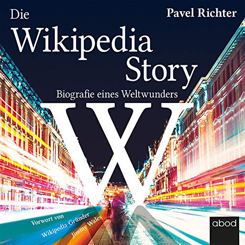 Die Wikipedia-Story cover art