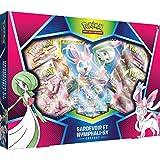 Asmodee - Estuche de Pokemon Gardeber y Nymphali GX