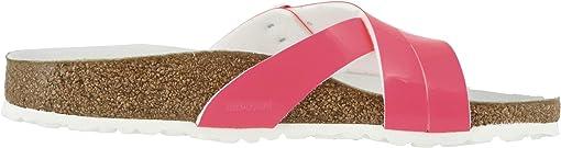 Neon Pink Patent Birko-Flor™
