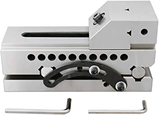 Accusize Industrial Tools 5'' by 0.0002'' Precision Screwless Sine Vise, Ba66-0420