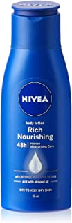 NIVEA Rich Nourishing Body Lotion, 75ml